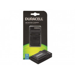 Charger Duracell DRS5962 USB Sony NP-FW50 Battery Charger