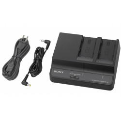 SONY BC-U2 DUAL BATTERY AC ADAPTOR/CHARGER
