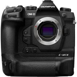 фотоапарат Olympus E-M1X + обектив Olympus M.Zuiko Digital ED 45mm f/1.2 PRO