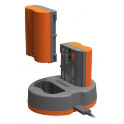 зарядно у-во Hahnel Комплект зарядно и батерия Extreme Power Kit - Nikon EN-EL15