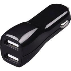зарядно у-во Hama USB Зарядно у-во за автомобил