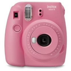 Fujifilm Instax mini 9 Instant Camera Blush Rose