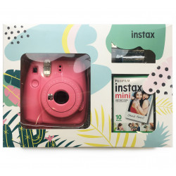 Fujifilm Instax Mini 9 Box Small Flamingo Pink