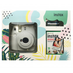 Fujifilm Instax Mini 9 Box Small Smoke White