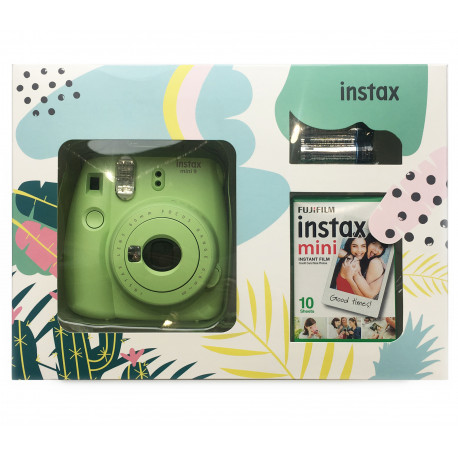 Fujifilm Instax Mini 9 Box Small Lime Green