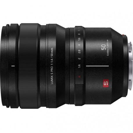 Lumix S Pro 50mm f/1.4