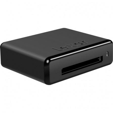 LEXAR PROFESSIONAL WORKFLOW CFR1 CF USB 3.0 READER LRWCFR1TBEU