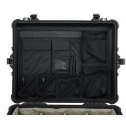 Accessory Peli Case 1609 Lid Organizer for 1600 1610 1620 suitcases