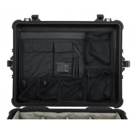 Peli Case 1609 Lid Organizer for 1600 1610 1620 suitcases