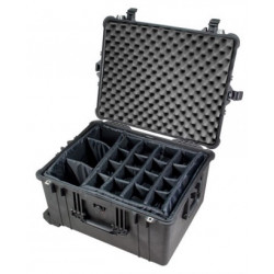 Case Peli Case 1620 with dividers (black)