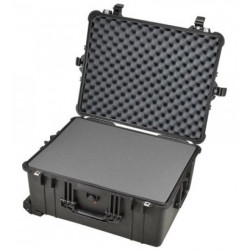 Peli Case 1610 with foam (black)