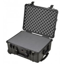Case Peli Case 1560 with foam (black)