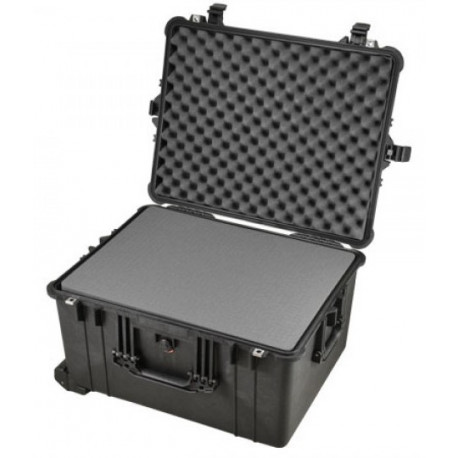 Peli Case 1620 with foam (black)