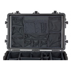 Accessory Peli Case 1659 Insert Lid for 1650 suitcase