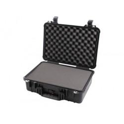 куфар Peli Case 1500 с пяна (черен)