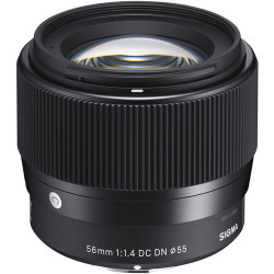 Sigma 56mm f/1.4 DC DN Contemporary - MFT