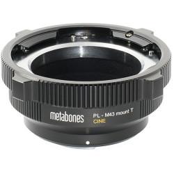 Accessory Metabones adapter - PL lens to MFT camera