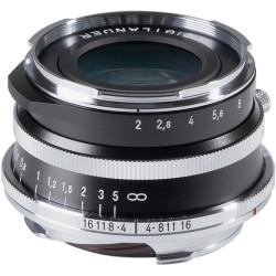 Lens Voigtlander Ultron 35mm f/2 - M mount