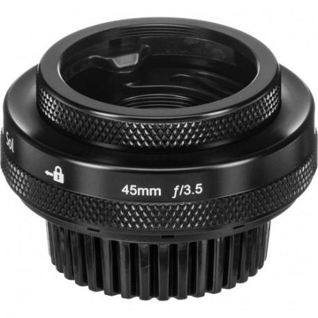 Sol 45mm f/3.5 - Nikon F