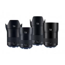 обектив Zeiss Videography Milvus Lens Kit за Nikon