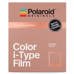 Polaroid I-Type Rose Gold Frame