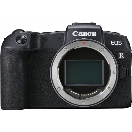 Camera Canon EOS RP + Lens Adapter Canon EF-EOS R Mount Adapter (EF / EF-S lens to R camera)