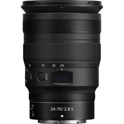 обектив Nikon NIKKOR Z 24-70mm f/2.8 S