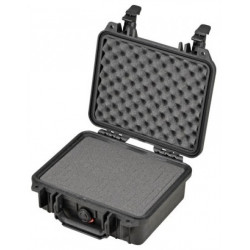 Case Peli 1200 with foam (black)