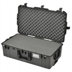 куфар Peli Case 1615 Air с пяна (черен)
