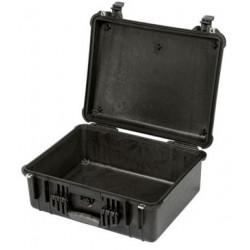 куфар Peli Case 1550 без пяна (черен)