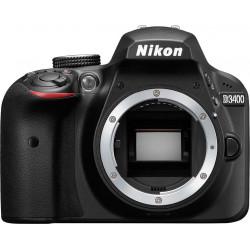 D3400 + Nikon AF-S DX NIKKOR 18-140mm f/3.5-5.6G ED VR (употребяван)
