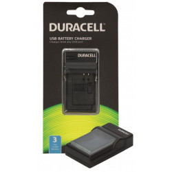 Charger Duracell USB Charger for Panasonic CGA-S001E