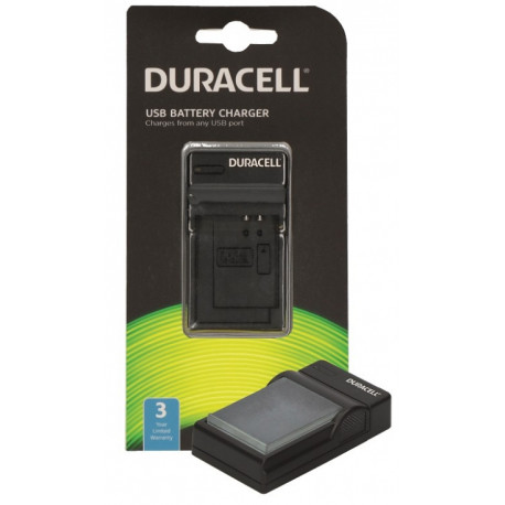 Duracell USB Charger for Panasonic CGA-S001E