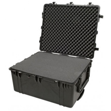 Peli 1690 Case With foam (black)
