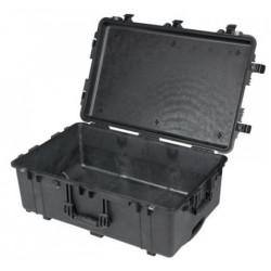 куфар Peli Case 1650 без пяна (черен) + аксесоар Peli Case 1655 Разделители + аксесоар Peli Case 1659 Insert Lid за 1650 куфар