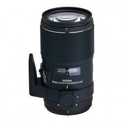 150mm f/2.8 EX DG HSM APO Macro - Nikon (употребяван)