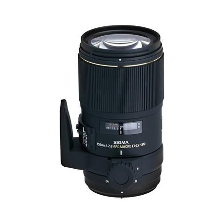 Sigma 150mm f/2.8 EX DG HSM APO Macro - Nikon (употребяван)