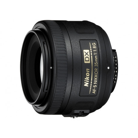 Nikon DX 35mm f/1.8G (употребяван)