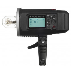 Flash Quadralite Atlas 600 TTL