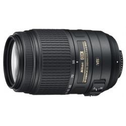 Lens Nikon AF-S DX Nikkor 55-300mm f/4.5-5.6G ED VR (употребяван)