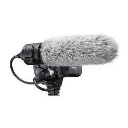 Microphone Sony XLR-K2M Комплект микрофон и адаптер (употребяван)