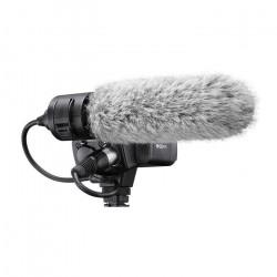 микрофон Sony XLR-K2M Комплект микрофон и адаптер (употребяван)