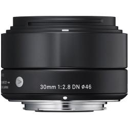 Lens Sigma 30mm f/2.8 EX DN ART - Micro 4/3 (употребяван)