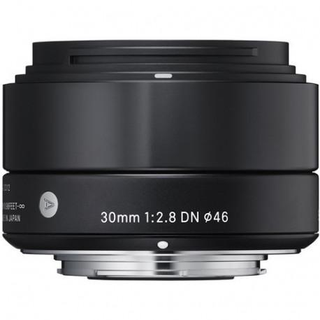 Sigma 30mm f/2.8 EX DN ART - Micro 4/3 (употребяван)