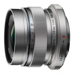 обектив Olympus ZD MICRO 12mm f/2 ED MSC (употребяван)