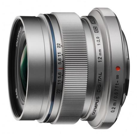 Olympus ZD MICRO 12mm f/2 ED MSC (употребяван)