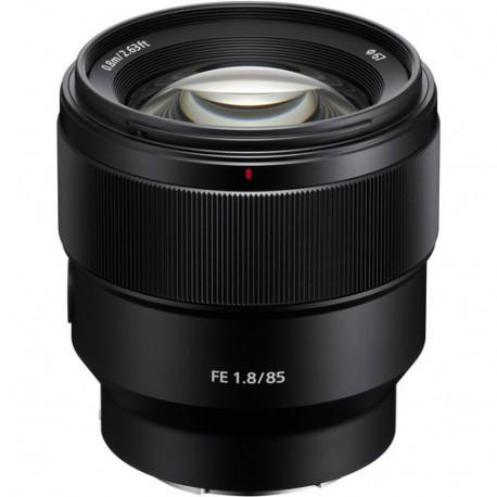 Sony FE 85mm f/1.8 (употребяван)