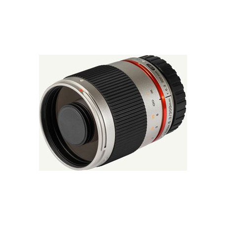 Samyang 300mm f/6.3 Reflex - Micro 4/3 (употребяван)