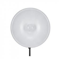 Quadralite Beauty Dish 55 cm (бял)