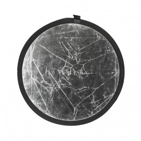QUADRALITE 60 CM SILVER/WHITE REFLECTOR